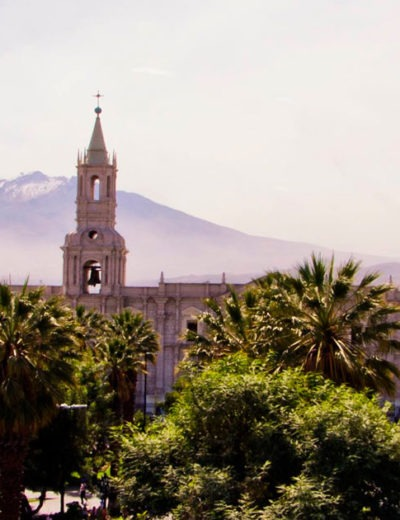 Tour in Arequipa