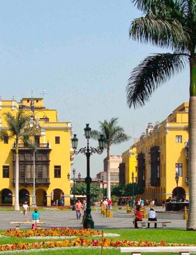 Lima – Cusco