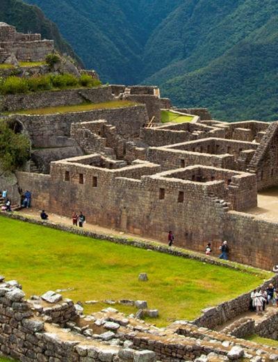 Hiram Bingham to Machu Picchu