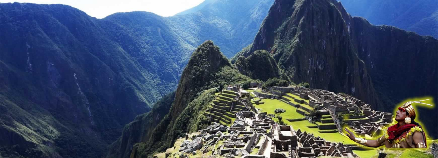 Machu Picchu y Lago Titicaca