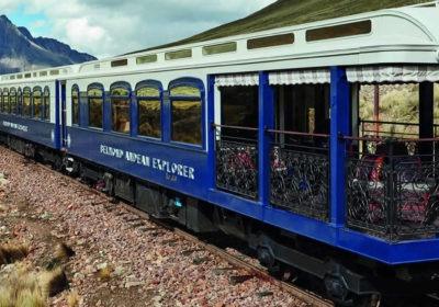 Tren Belmond Andean Explorer