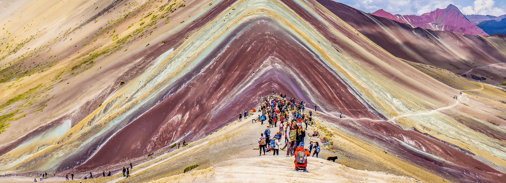 Montaña de Colores - Machu Picchu